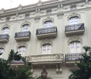 Obra rinconada palacio del Marques de Dos Aguas